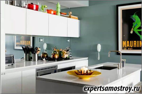 Дизайн идеи за малка кухня