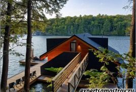 Къща на езерото