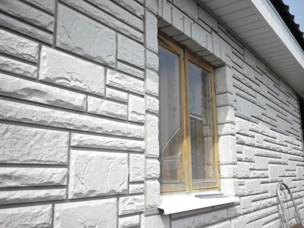 Фасадни панели под каменната същност и типове