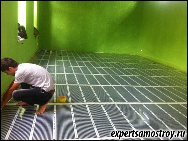 Прогресивно решение за инфрачервения топъл под