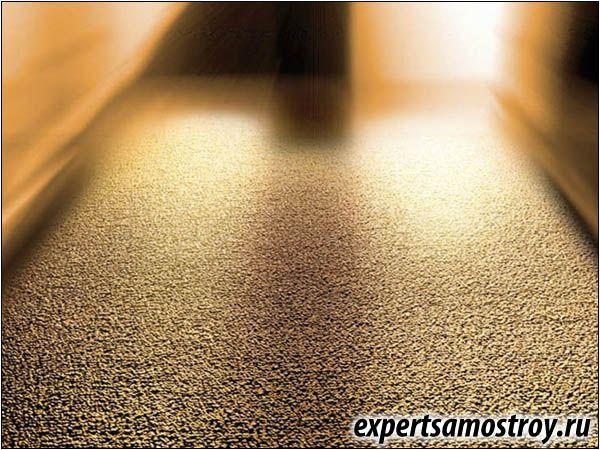 Изкуствен килим, предимства и недостатъци