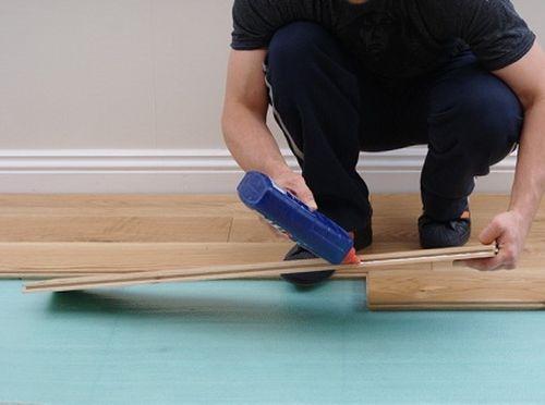 Как да лепираме мъх дърво и тапет видео инструкция
