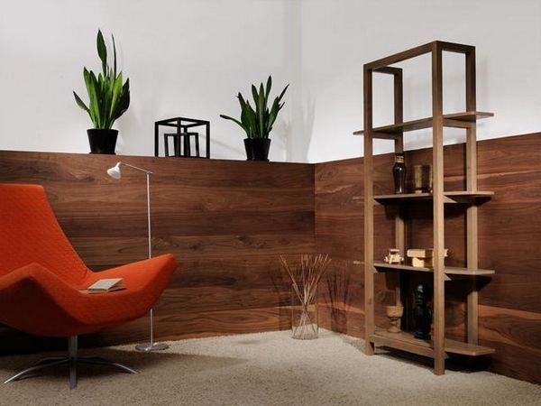 Как да оправяме дървени панели на стената