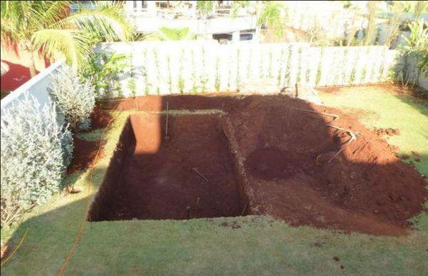 Как да изградим плувен басейн със собствените си ръце