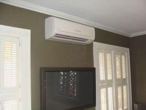 Как правилно да се монтира инсталацията на климатици на външни и вътрешни тела