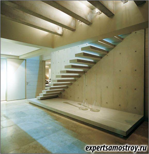 Конзолно стълбище