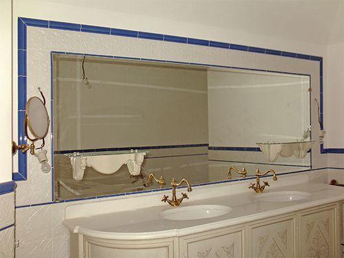 Как да лепи огледалото в банята на стената как да изберем лепило за огледало