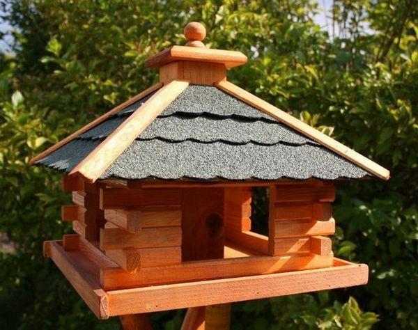 Как да си направим птици за храна за вашите птици