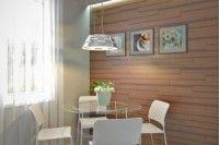 Как да направите декорация от ламинат стена