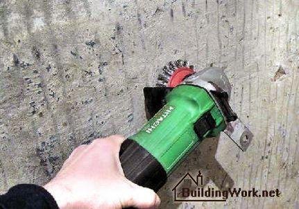 Как да премахнете боя от стените в кухнята