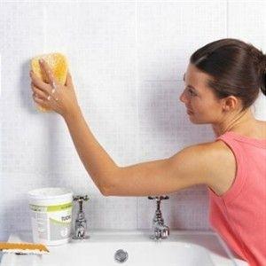 Как да почистите плесен по стените в апартамента