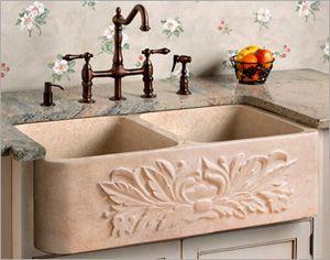 Кухненски мивки от камък