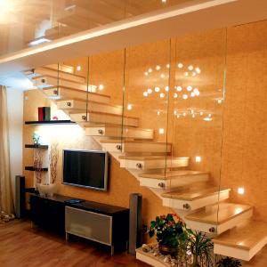 Стълби към втория етаж със собствени ръце метални, дървени, бетонни с видео