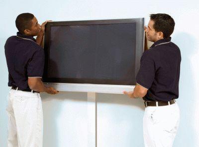 На каква височина телевизорът намеква за начинаещи