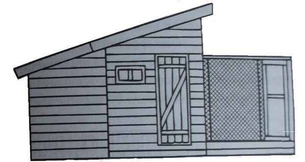 Монтаж на къща за пилета