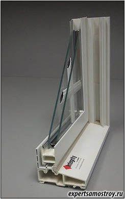 Прозорци, изработени от фибростъкло