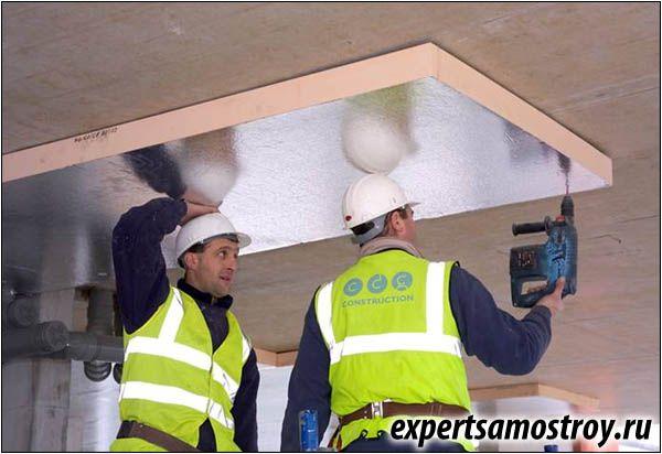 Характеристики на топлоизолация на подове