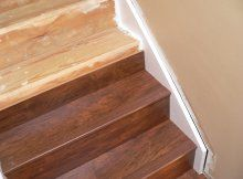 Завършете стълбището с ламинат със собствените си ръце, инструктирайки стъпка по стъпка