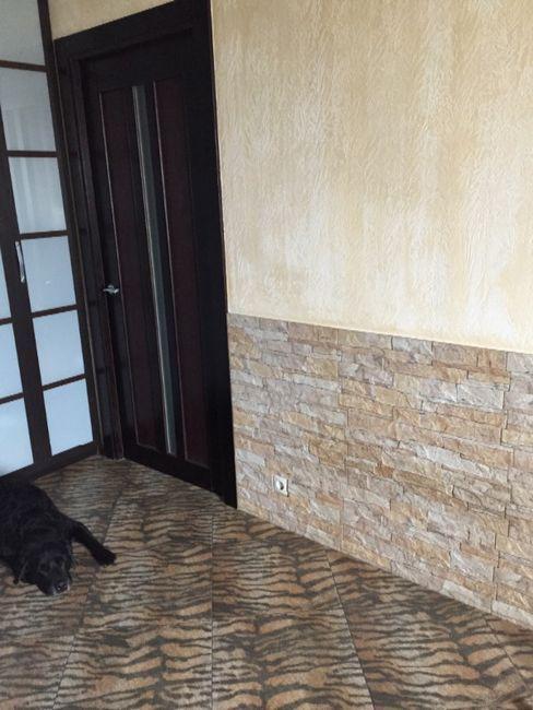 Стенна декорация от кучета - форуми на Лабрадор Ру