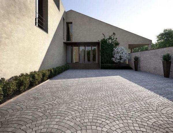 Керамични порцеланови камъни за улицата, цената на материалите, противоплъзгащ ефект