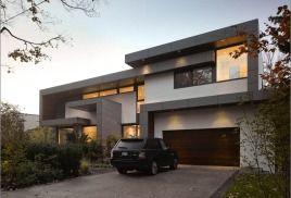 Резиденция на архитекти в Торонто