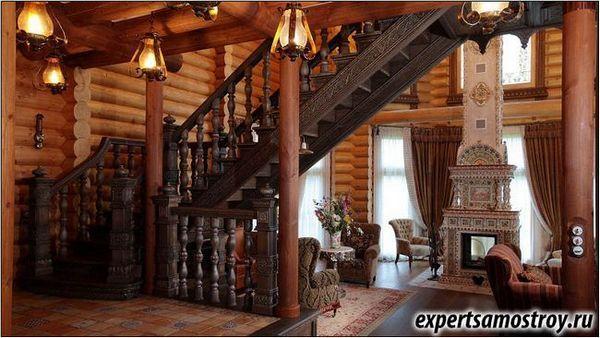 Руски стил в интериора