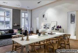 Скандинавски апартамент в Стокхолм