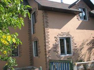 Характеристики на структурните фасадни бои и методи на приложение