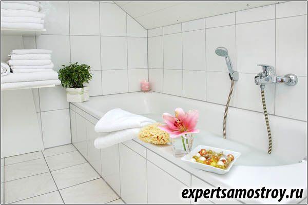 Избор на плочки за баня - 2