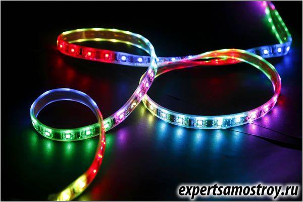 Избор на LED ленти